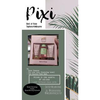 PIXI Best of Rose (Rose Tonic, dll) #SociollaCarousell