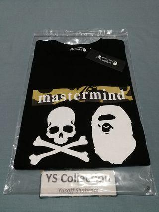 Bape x Mastermind HK Exclusive Tee