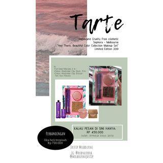 Tarte Gift Set (Amazonian Clay Blush-Bronzer, 4 in 1 Mascara) #SociollaCarousell