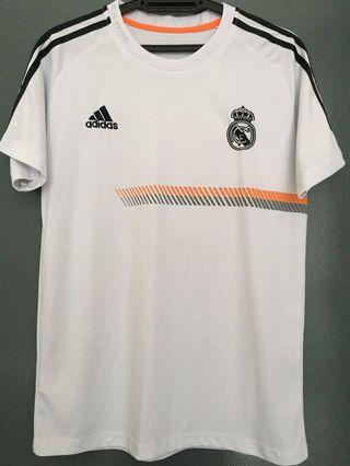 Real Madrid 2013/14 Training Jersey