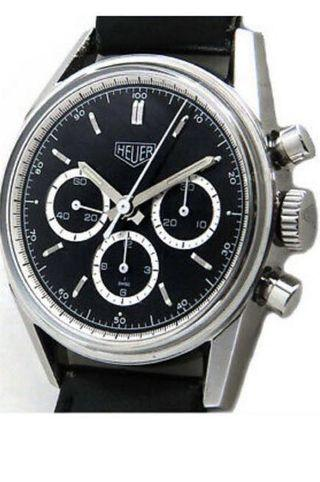 Heuer Classic Chronograph re edition model