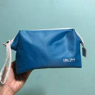 New York skin solutions toiletry bag cosmetic pouch