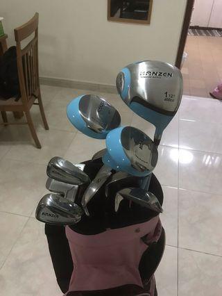 🚚 Golf Clubs