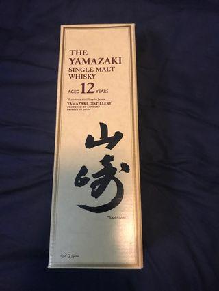 Yamazaki 12 山崎12年