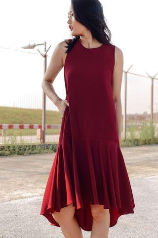 Fashmob Red Dress