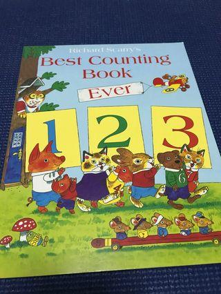 🚚 Richard Scarry's best counting book ever
