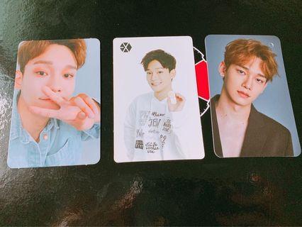 [PROMO] EXO Chen photocard set