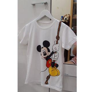 Climbing Mickey