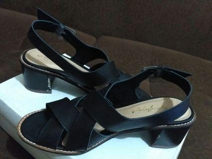 heels tahu apple green