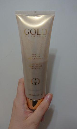 🚚 Gold element 純金多功能深層潔淨磨砂膏