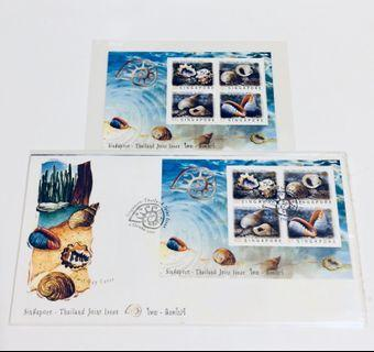 Singapore Mint Stamps Set & Fdc
