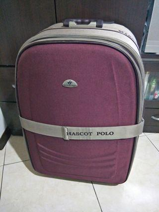 二手NASCOT POLO 32吋布面行李箱