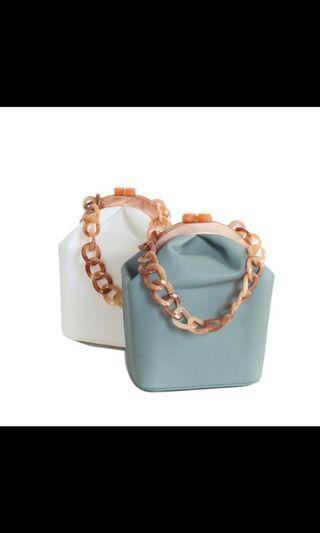 Retro Chain Bag