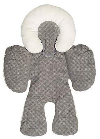 JJ Cole Reversible Body Support Grey
