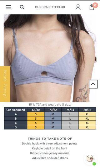 OBC The Feel Better Padded Bralette
