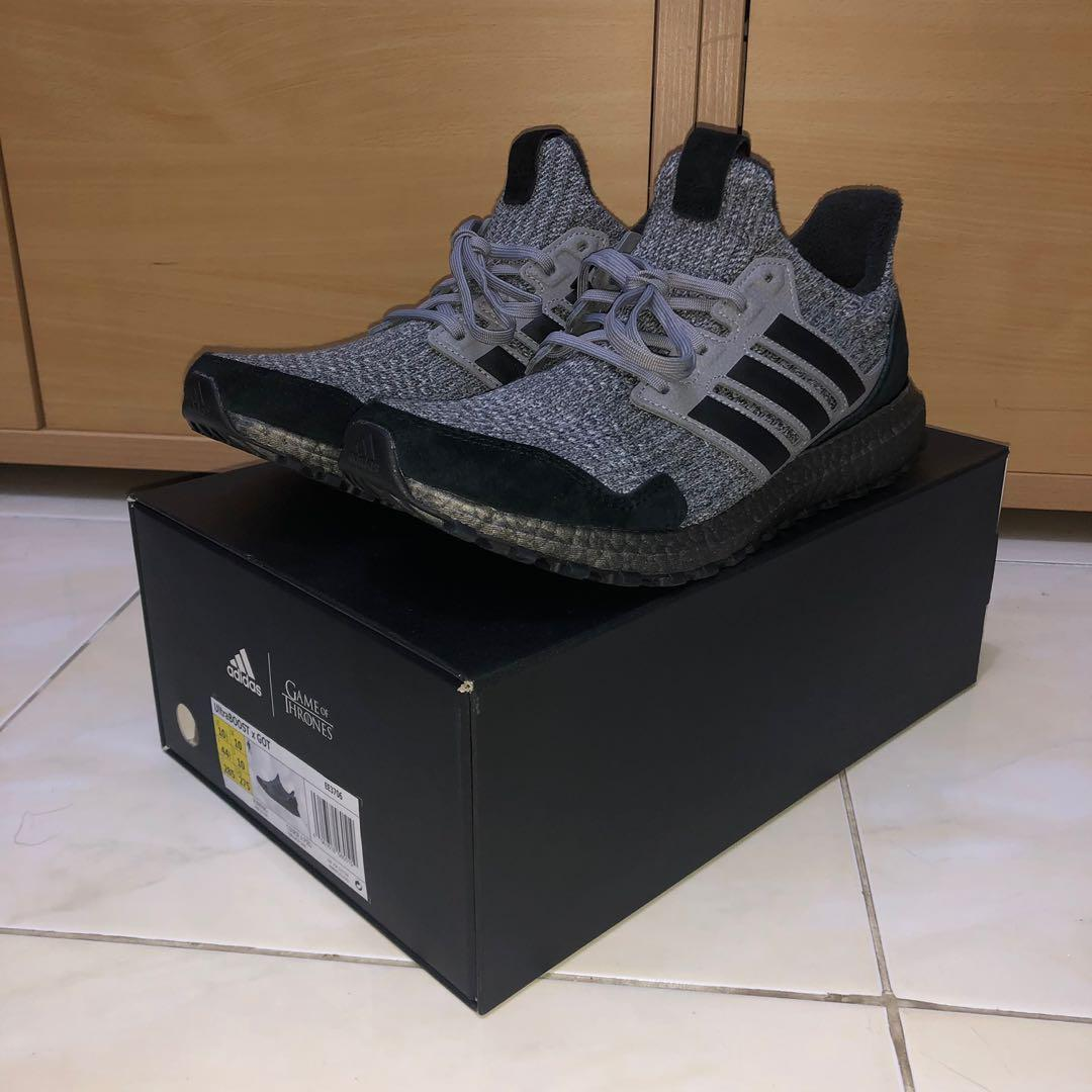 "Adidas Ultraboost X Game Of Thrones ""House Stark"""