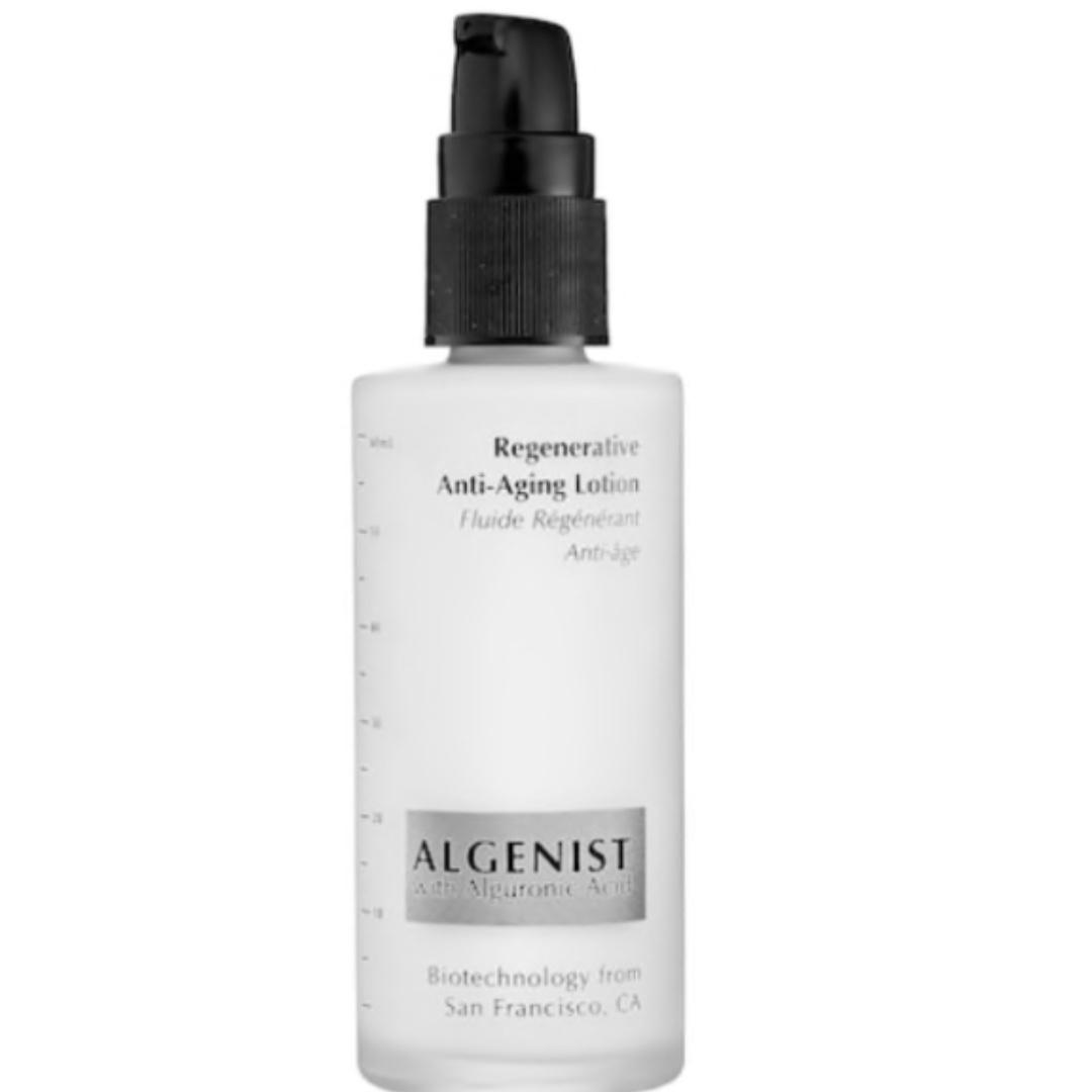 Algenist Regenerative Anti-Aging Lotion moisturiser RRP$120