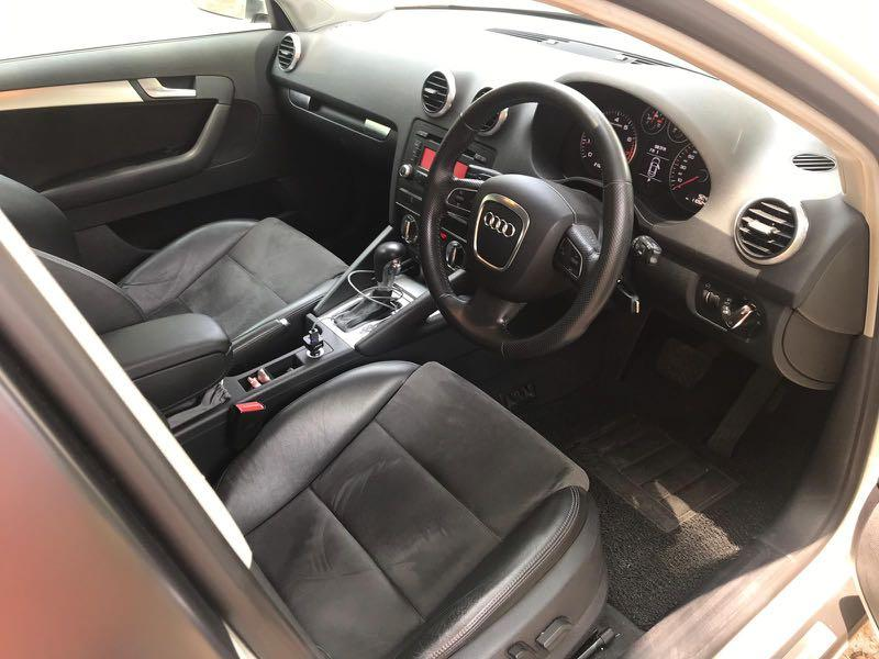 Audi A3 For Personal Lease Rent