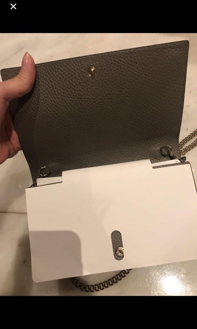 Authentic Gucci Betty Wallet On Chain