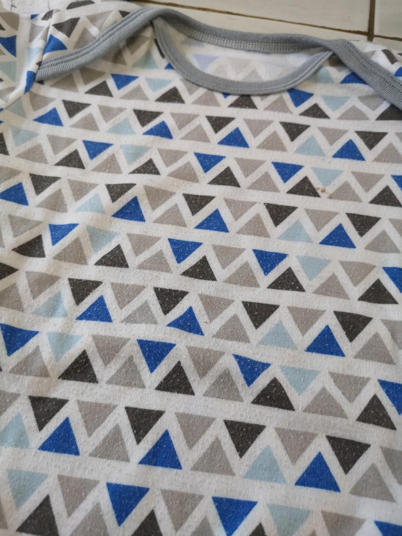 Baju Bayi Sleepsuit LIBBY sz 6 - 9 bulan
