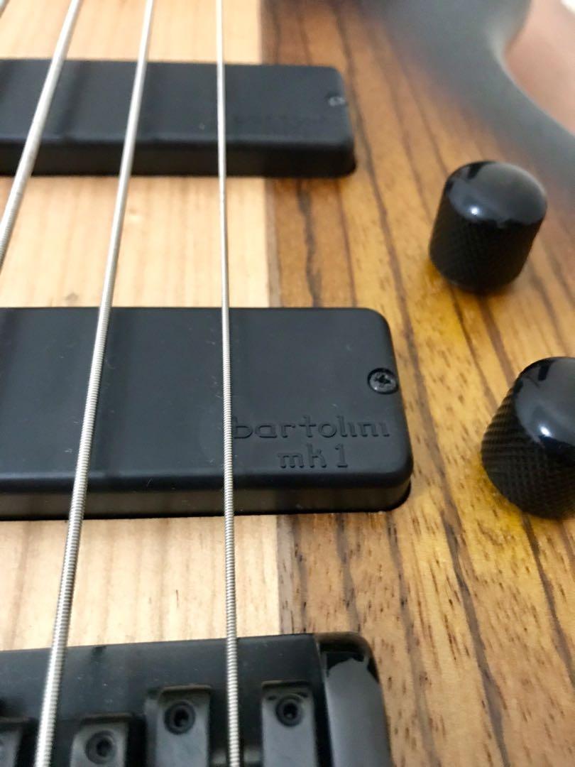 Bass Cort C4Plus (Bartolini&Markbass)
