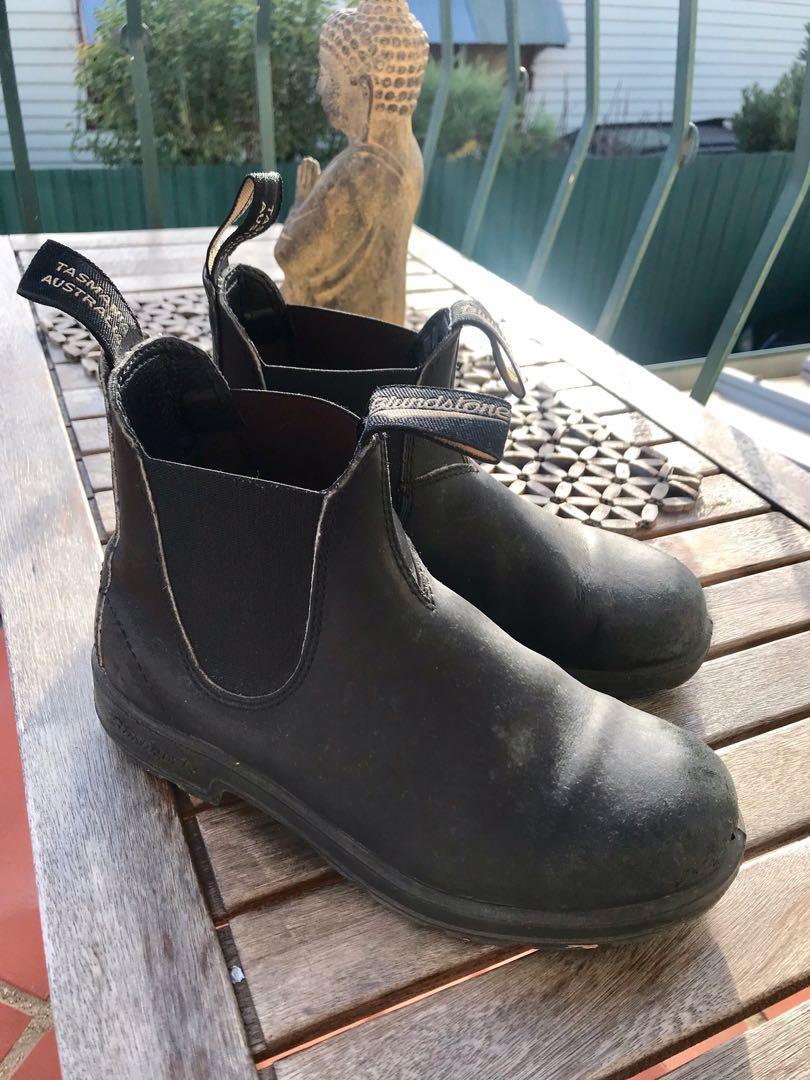 Blundstone black original boots