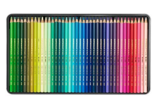 Caran d'Ache  80色專業級水溶性木顏色 (原裝正品)