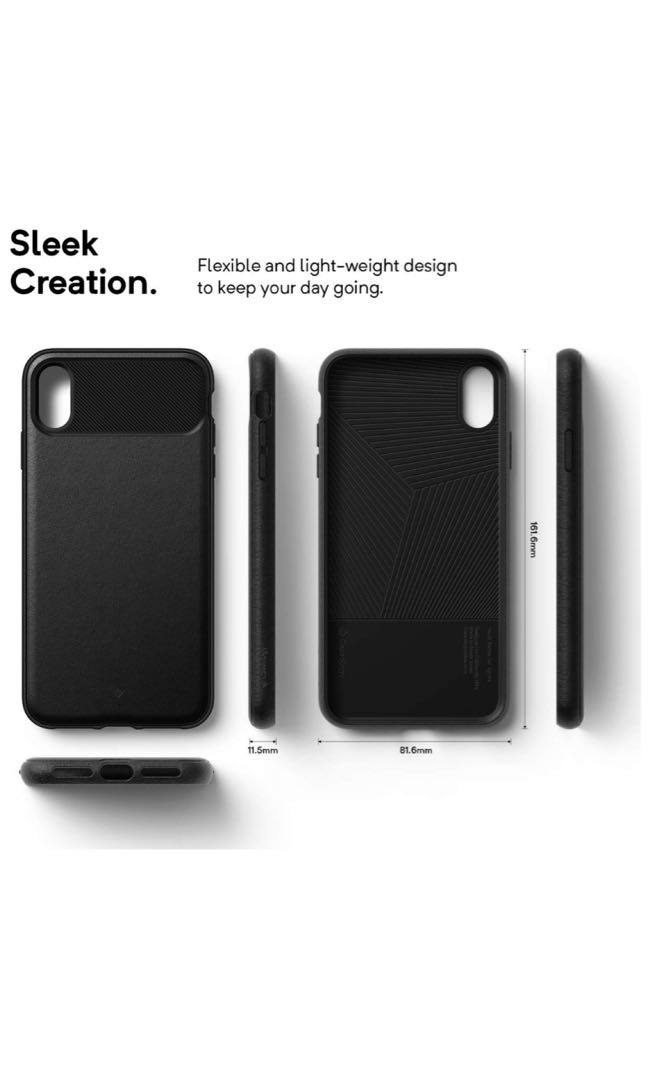 premium selection d11f2 bbff2 Caseology vault case for iPhone XS Max not Caudabe Spigen