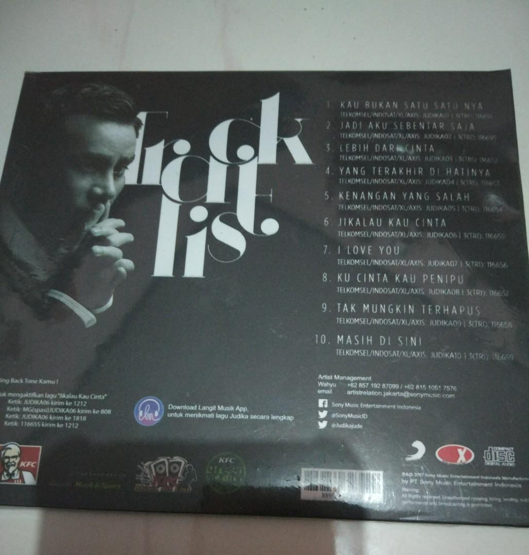 CD Album JUDIKA by KFC