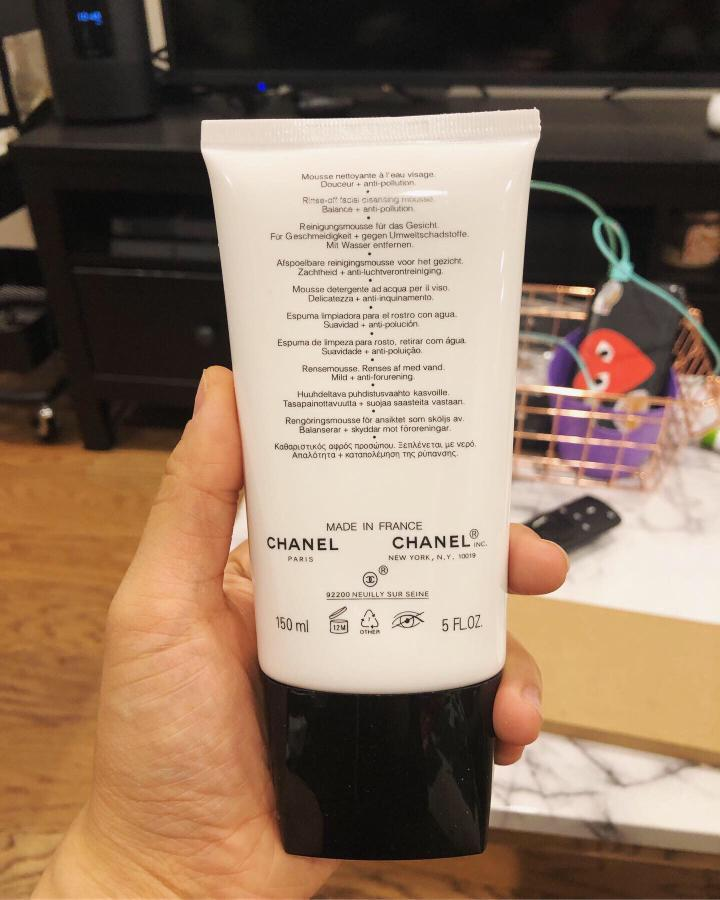 Authentic Sealed Chanel Brand New 150ML Facial mousse douceur