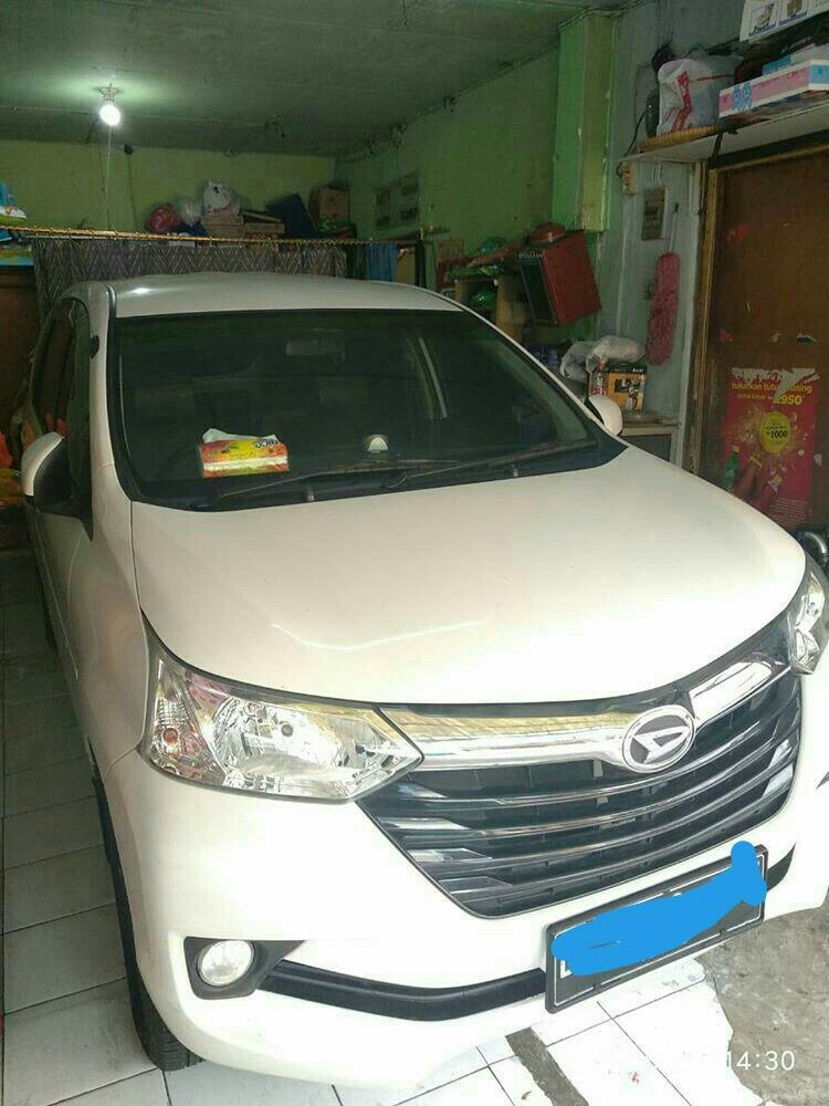 Daihatsu Xenia 2017 Manual take over credit