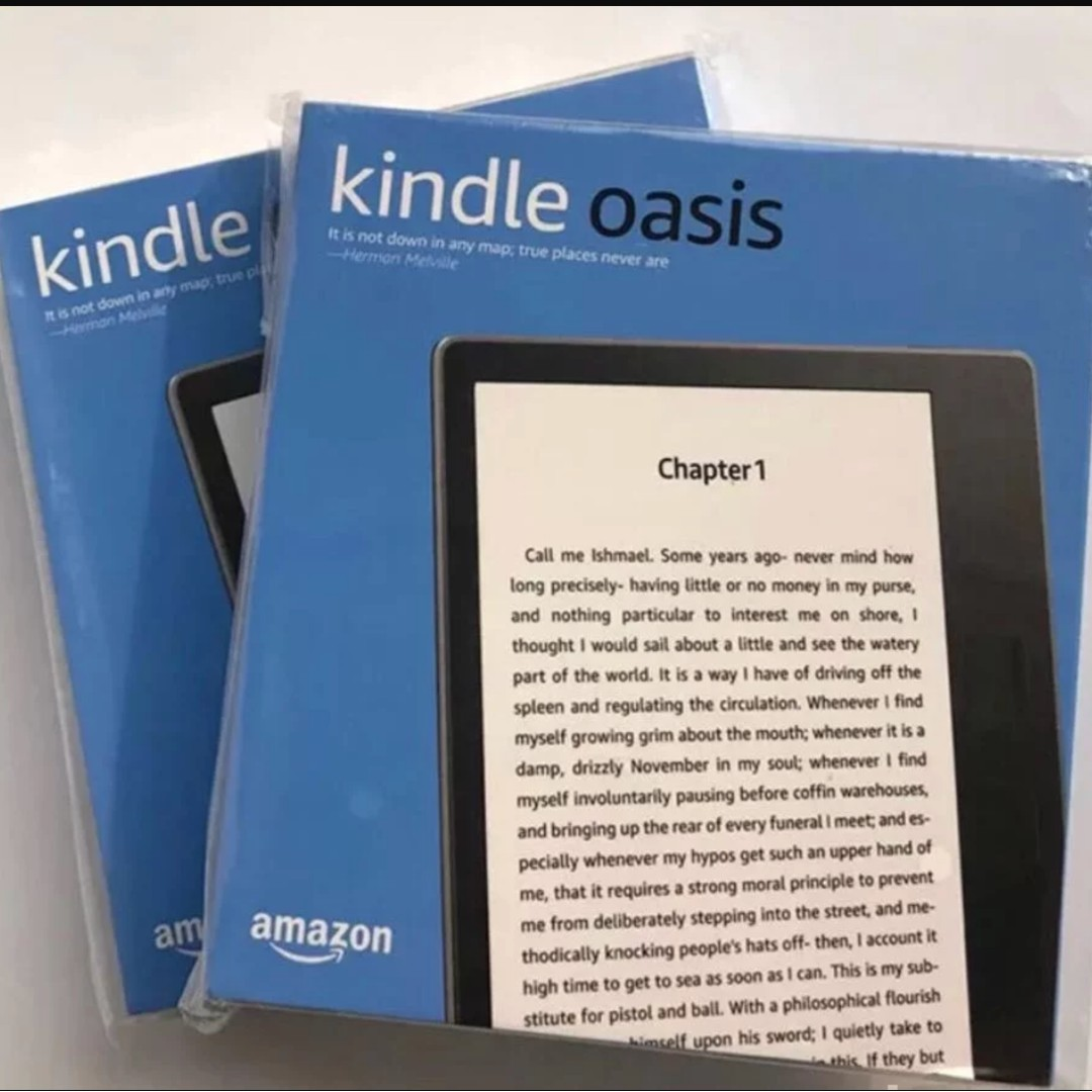 8GB Kindle Oasis 2 E-reader (Most Popular Kindle)
