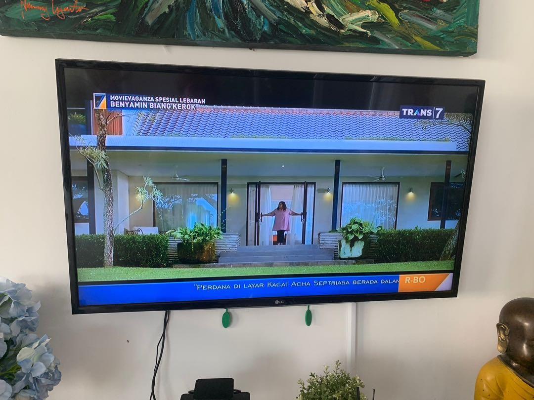 """Dijual LG LED TV 43"""" 43LF510T"""