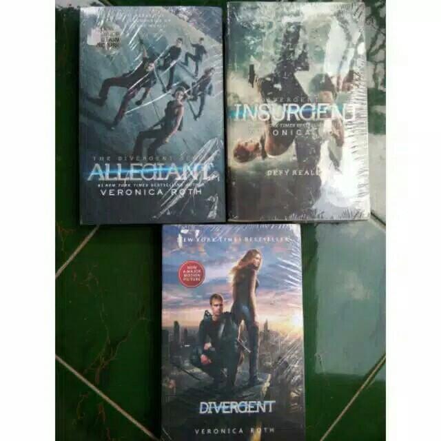 Divergent Series Movie Tie-In — 1 Paket