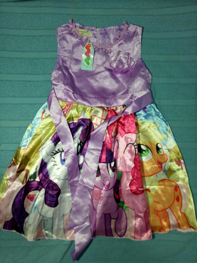 Dress Anak my little pony