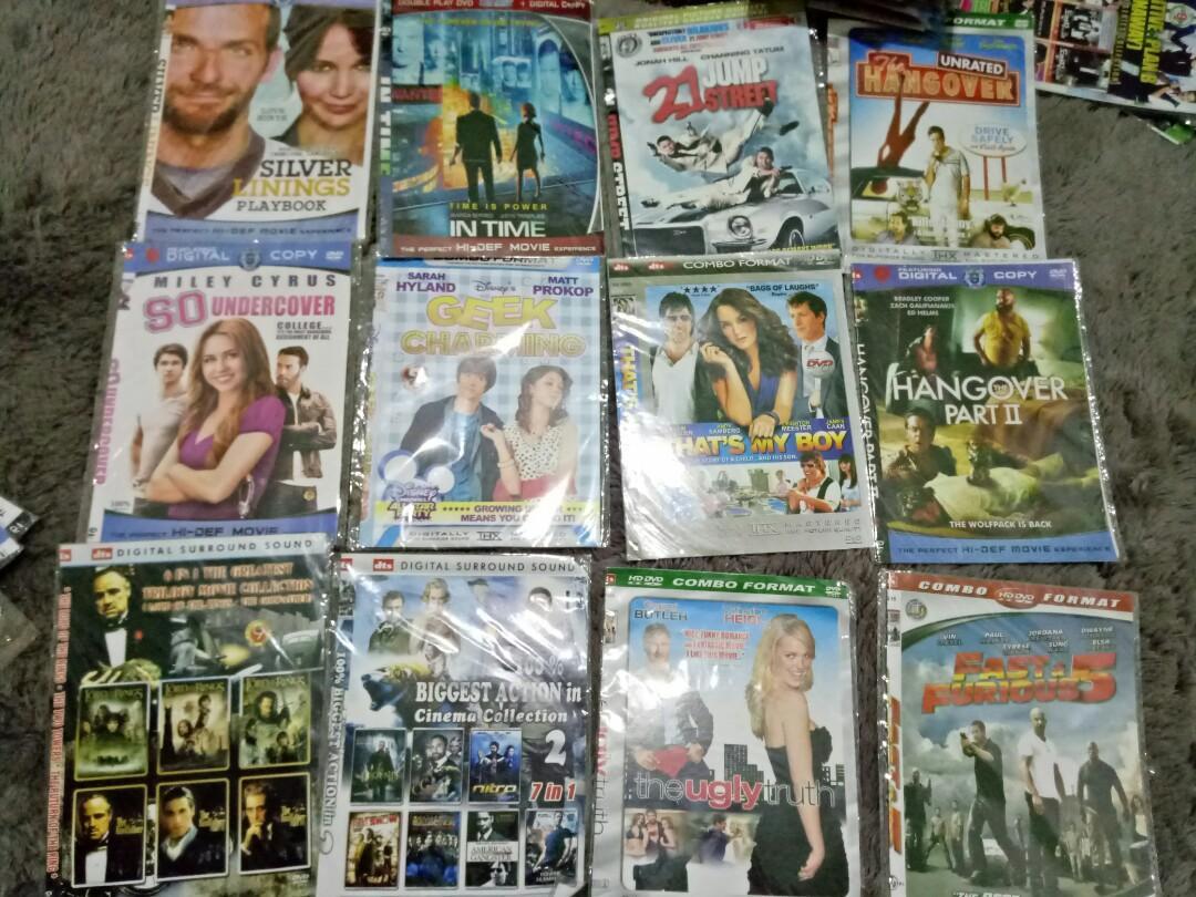 Dvd film barat hollywood SALE!