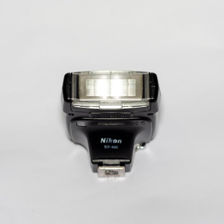 Flash Nikon Mulus Murah Meriah SB-400
