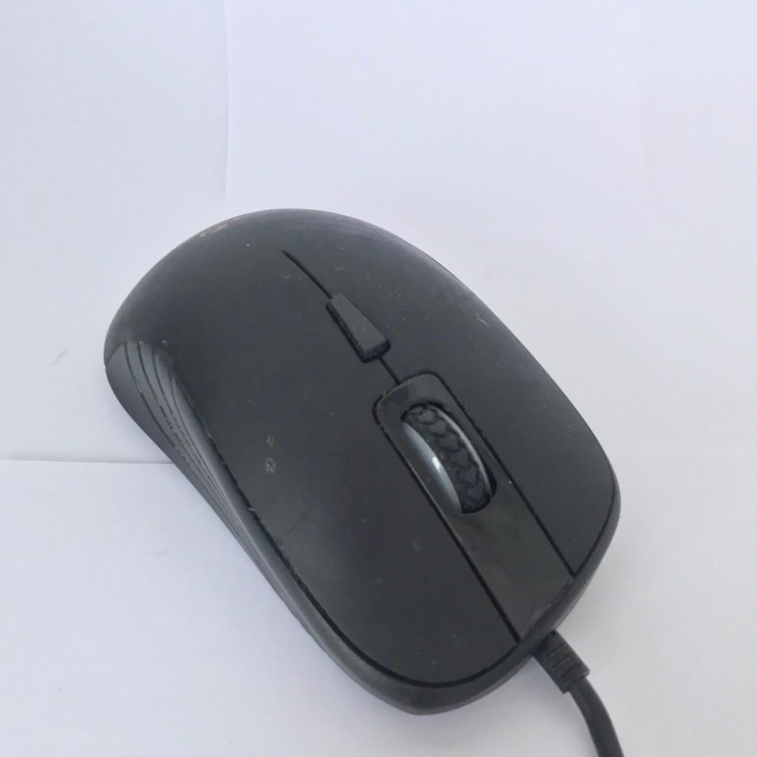 Gaming Mouse HP And Logitech Mouse PAKET HEMAT ORIGINAL