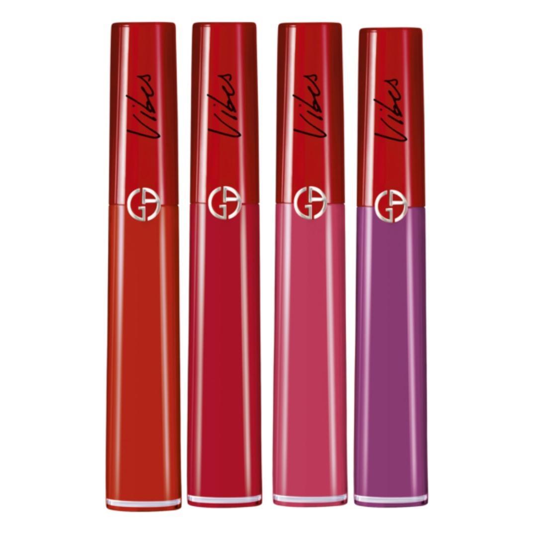 GIORGIO ARMANI BEAUTY Lip Maestro Vibes lipstick RRP$56