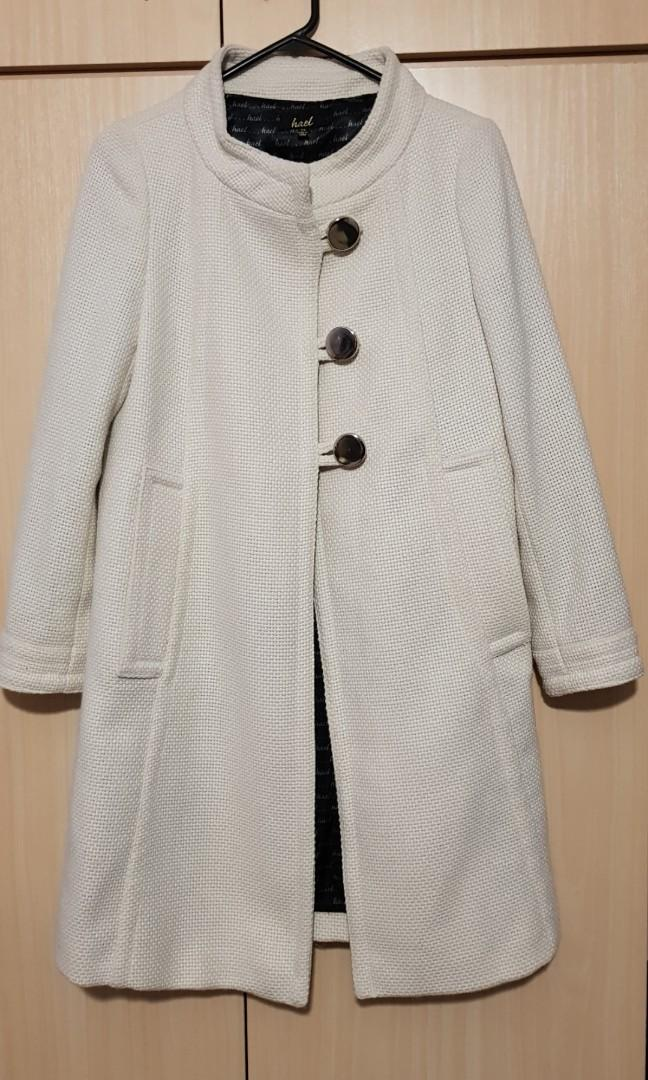 Hael smart looking coat sz 10 warm brand new condition FREE POST
