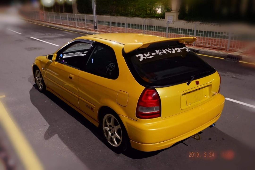 HONDA CIVIC VTI 1996