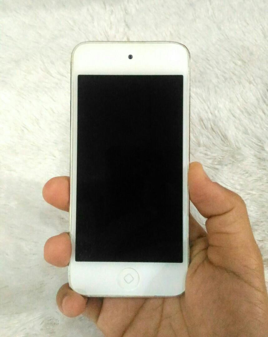 Ipod Touch Generasi 5 Ada Kamera Isight dan FaceTime Model A1421 Preloved Second Bekas