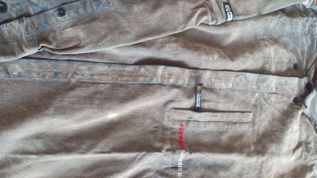 Jacket freaky massive ori jepang