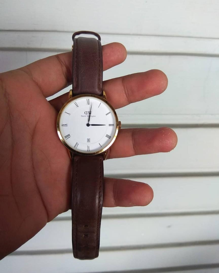 Jam Daniel Wellington Dapper B 38 R1