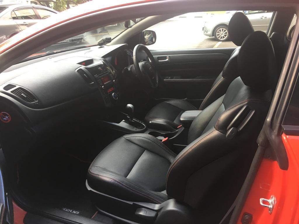 Kia Forte Koup 2.0 Sportstronic Auto
