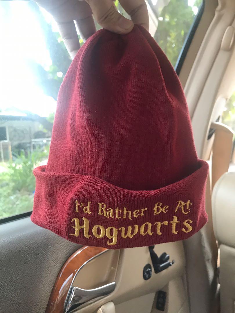 kupluk/beanie hogwarts