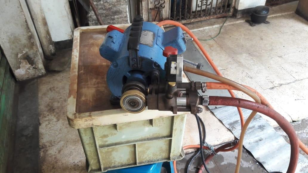 KYOWA  Mesin Steam Jet Cleaner KYC - 40 A. Made in : Japan
