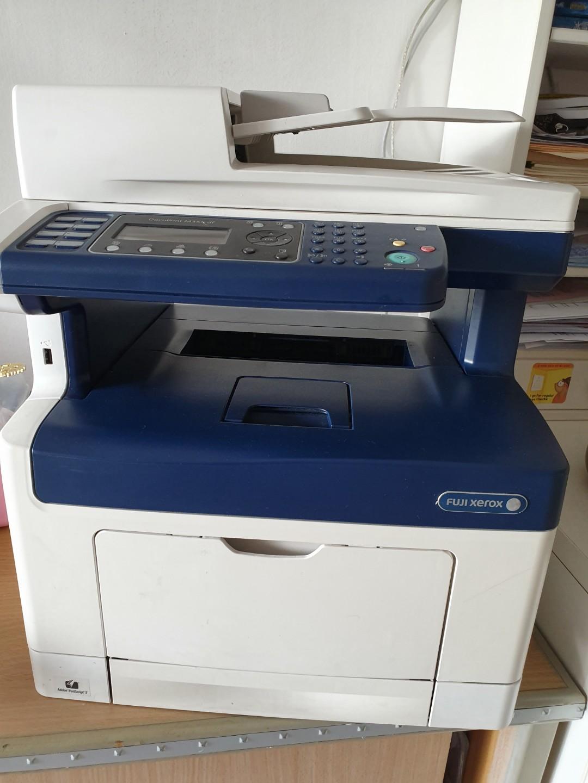 Laser Printer - Fuji Xerox Docuprint M355DF, Electronics