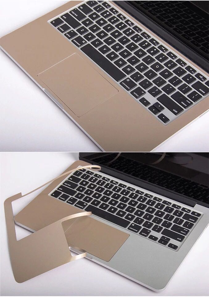 MacBook 12 Retina trackpad sticker protector skin