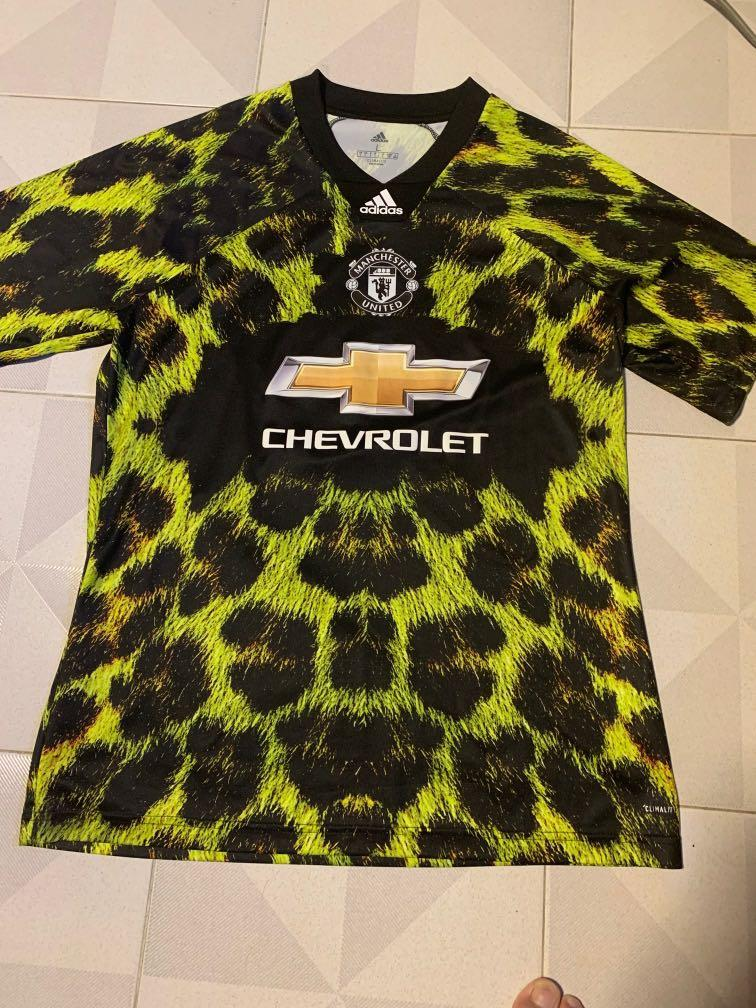 reputable site 498ff ced42 Manchester United EA Sports Jersey (Limited Edition), Sports ...